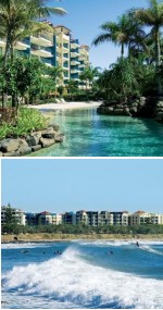 Oaks Seaforth Resort Apartments Sunshine Coast