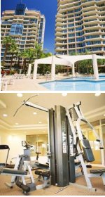 Oceana on Broadbeach Apartments Gold Coast