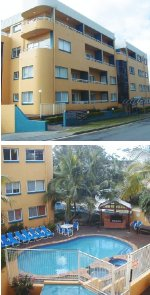 Palm Beach Holiday Resort Apartments Gold Coast